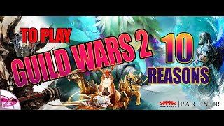 Top 10 Reasons To Play Guild Wars 2  | Expansion Speculation
