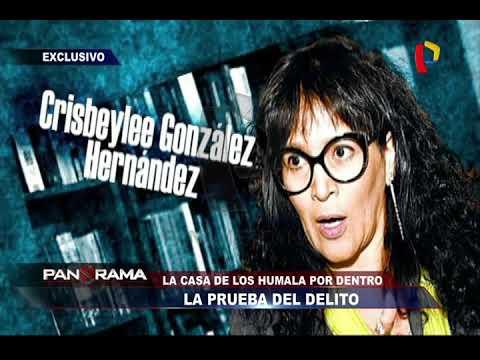 La prueba del delito: la casa de los Humala - Heredia por dentro