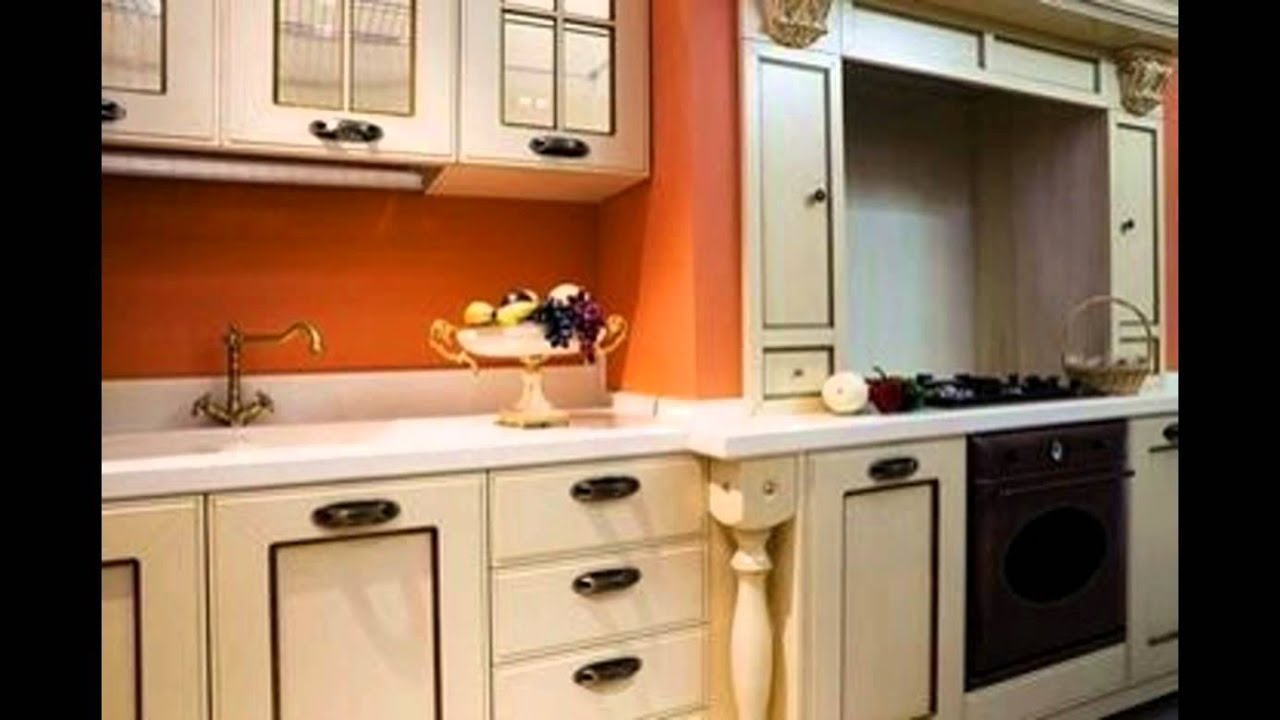 Kitchen Cupboard Handles - YouTube