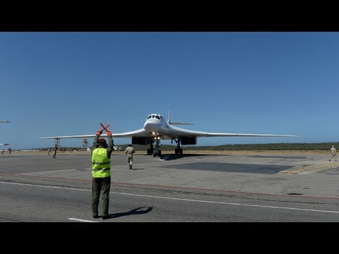 Russian Bombers Landing in Venezuela: A Reaction to US Threats