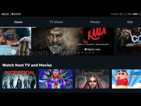 HOW TO WATCH & DOWNLOAD MOVIES, TV SHOWS AND MORE IN AMAZON PRIME VIDEO?