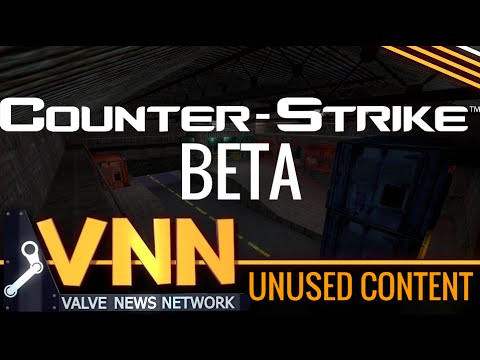 The Unused Content of Counter Strike