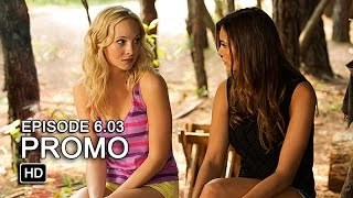 The Vampire Diaries 6x03 Promo - Welcome to Paradise [HD]