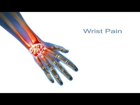 5 Steps to Wrist Pain Relief