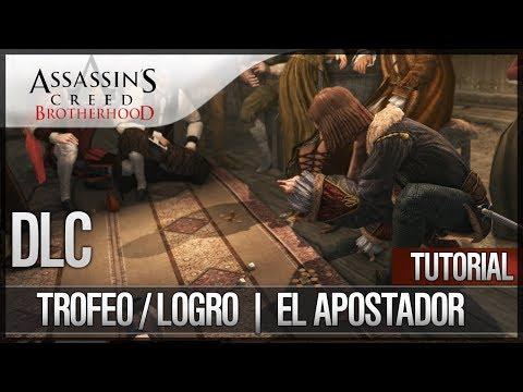 Assassin's Creed Brotherhood | Walkthrough Guía | Trofeo / Logro | El apostador