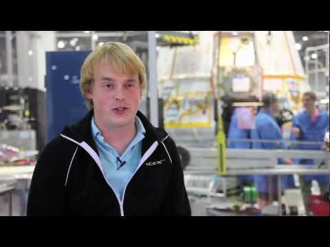 SpaceX Internship Program