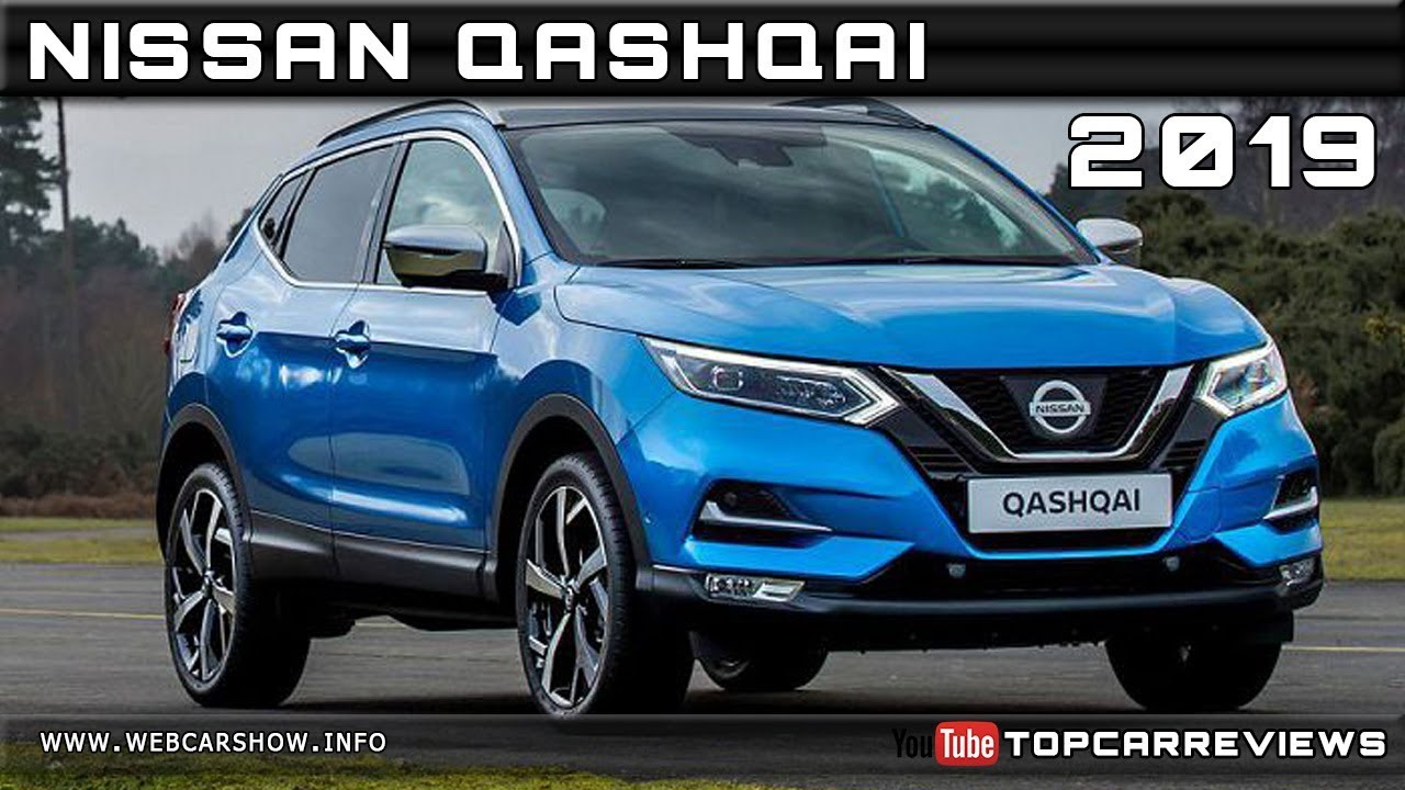 2019 nissan qashqai review rendered price specs release. Black Bedroom Furniture Sets. Home Design Ideas