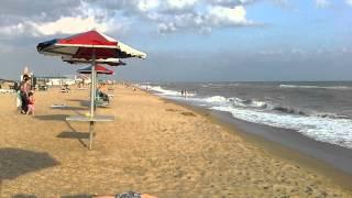 Станица Благовещенская. Пляж б.о. Искра.(Отдых в Благовещенской., 2015-07-30T20:29:18.000Z)
