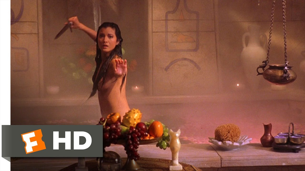 The Scorpion King 49 Movie CLIP  Capturing the