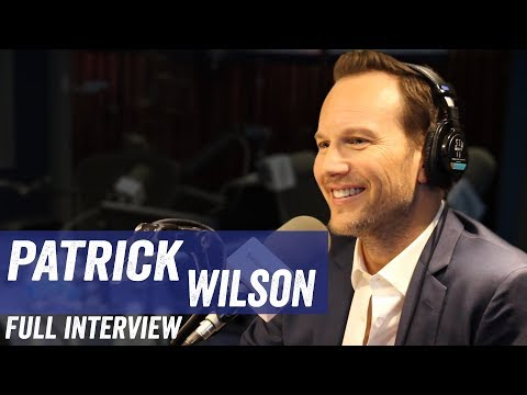 Patrick Wilson  'The Commuter', CrossFit, Special Effects  Jim Norton & Sam Roberts