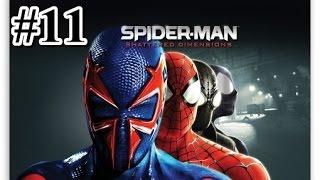 Spiderman Shattered Dimensions - Bölüm 11 - Hobsuz Goblin
