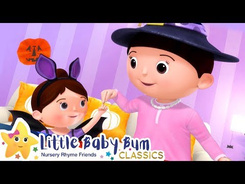 The Halloween Song!   Halloween   Nursery Rhymes & Kids Songs - ABCs and 123s   Little Baby Bum
