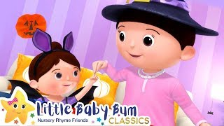The Halloween Song! | Halloween | Nursery Rhymes & Kids Songs - ABCs and 123s | Little Baby Bum