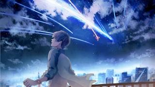 RADWIMPS/スパークル - Sparkle by 天月 lyrics - 【君の名は。】Kimi ...