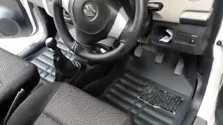 Suzuki Wagon R 5D Custom Floor Mat Black