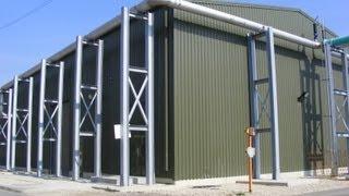 Oz-uk Steel Buildings Norfolk Uk & Worldwide Supply Steel Erection & Groundworks