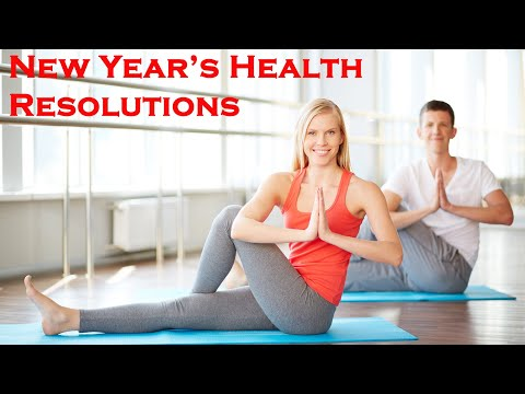 New Year's Health Resolutions
