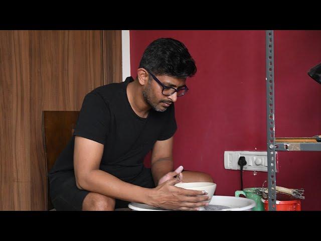 Yogam Pottery - #BackOnOurFeet