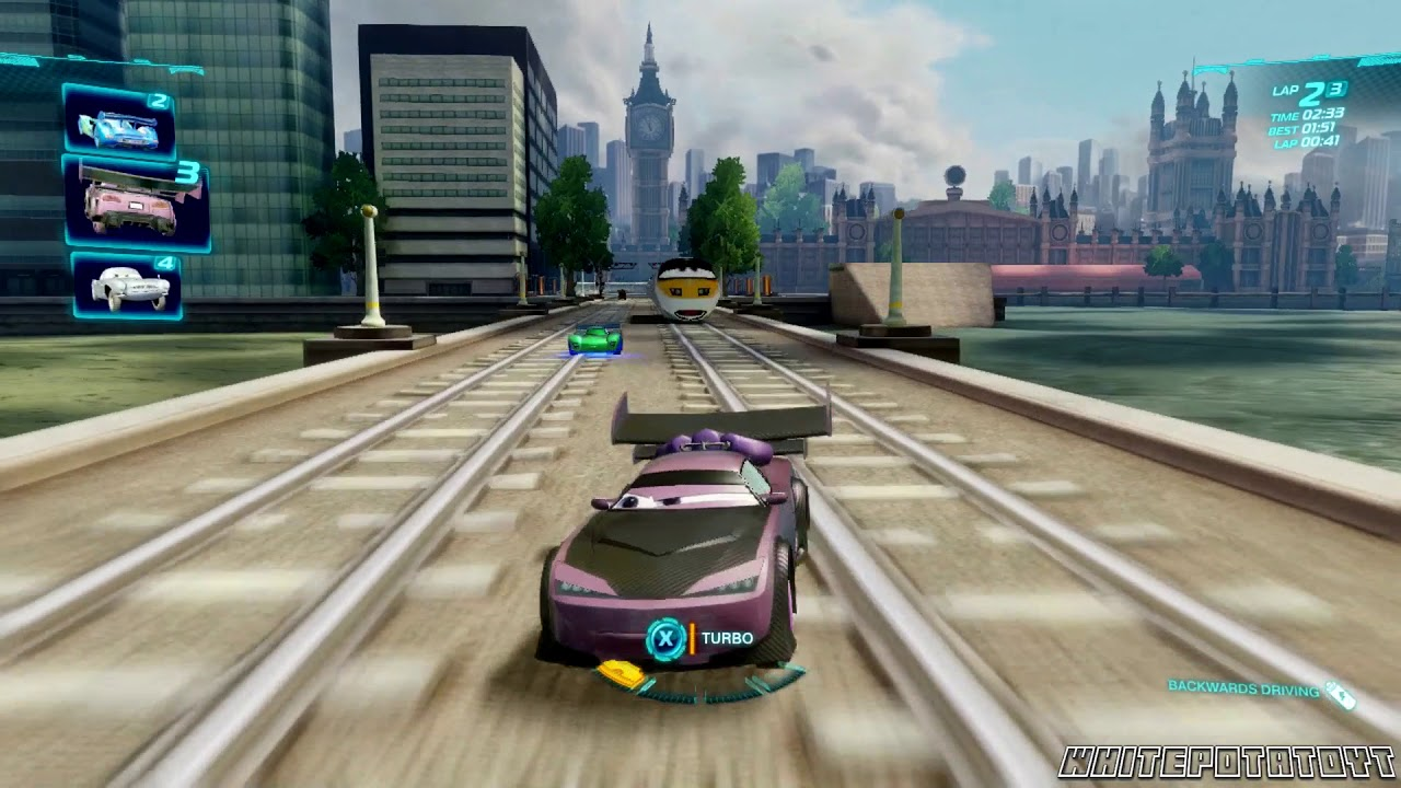 cars 2 building games