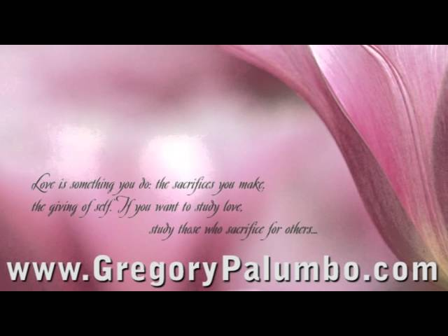 Catholic Music by Christian Music Artist Gregory Palumbo