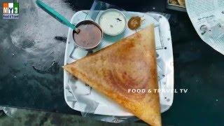 Cheesy Dosa Triangles | TRIANGLE DOSA | INDINA STREET FOOD