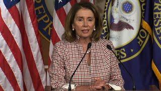 Pelosi: GOP health care bill is mean
