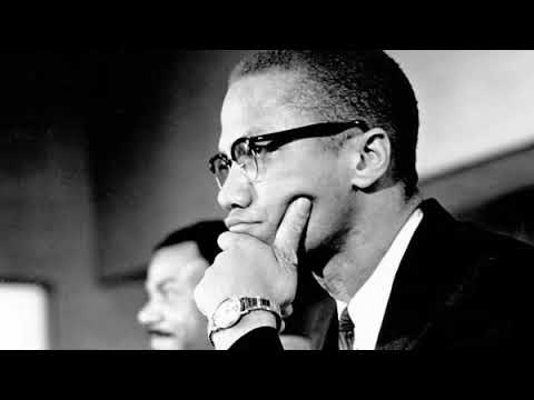 Malcolm X On Being American