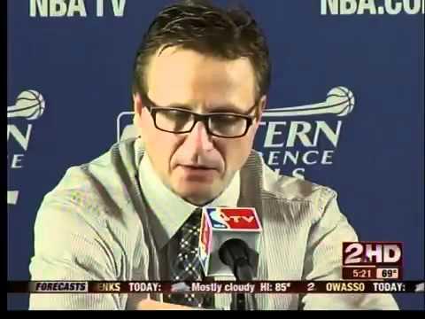 Oklahoma City Thunder scores spot in NBA Finals