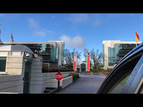 Inside The Nike World Headquarters...