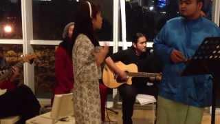 Melocoustic: Suasana Hari Raya(Anuar Zain & Ellina Cover)
