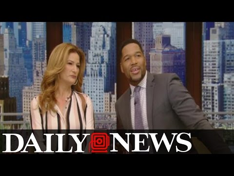 Kelly Ripa Threw 'Fit' After Michael Strahan Stunned Her With 'GMA' News