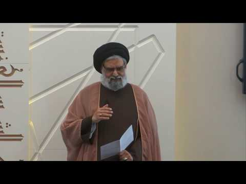 No Excuse For Political Disengagement; Life's Gray Areas - Maulana Syed Muhammad Rizvi