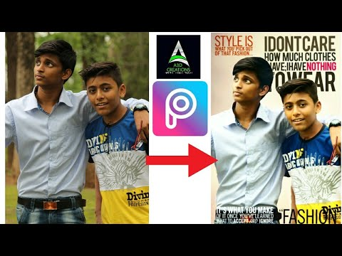 PicsArt Movie Poster Editing | Creative Poster Editing | How To Make A Model Poster in Picsart 🔥🔥