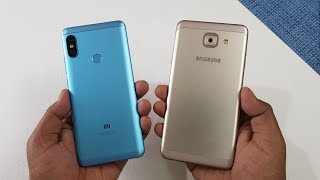 Redmi Note 5 Pro vs Samsung J7 Max Speed Test | Which is Faster !