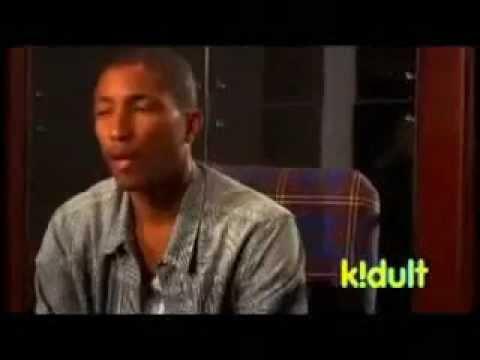 Inspiring Words From Pharrell Williams