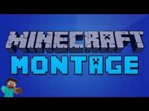 Minecraft: PvP Montage #2