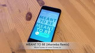 MEANT TO BE Ringtone - Bebe Rexha feat. Florida Georgia Line Tribute Marimba Remix Ringtone
