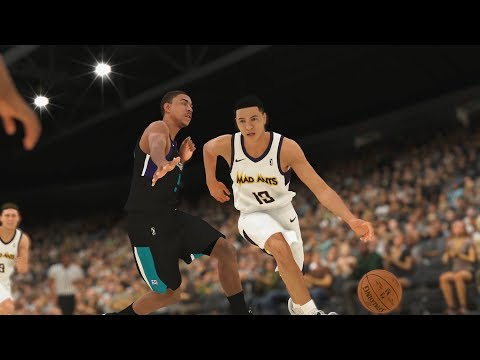 NBA 2K19: The Way Back