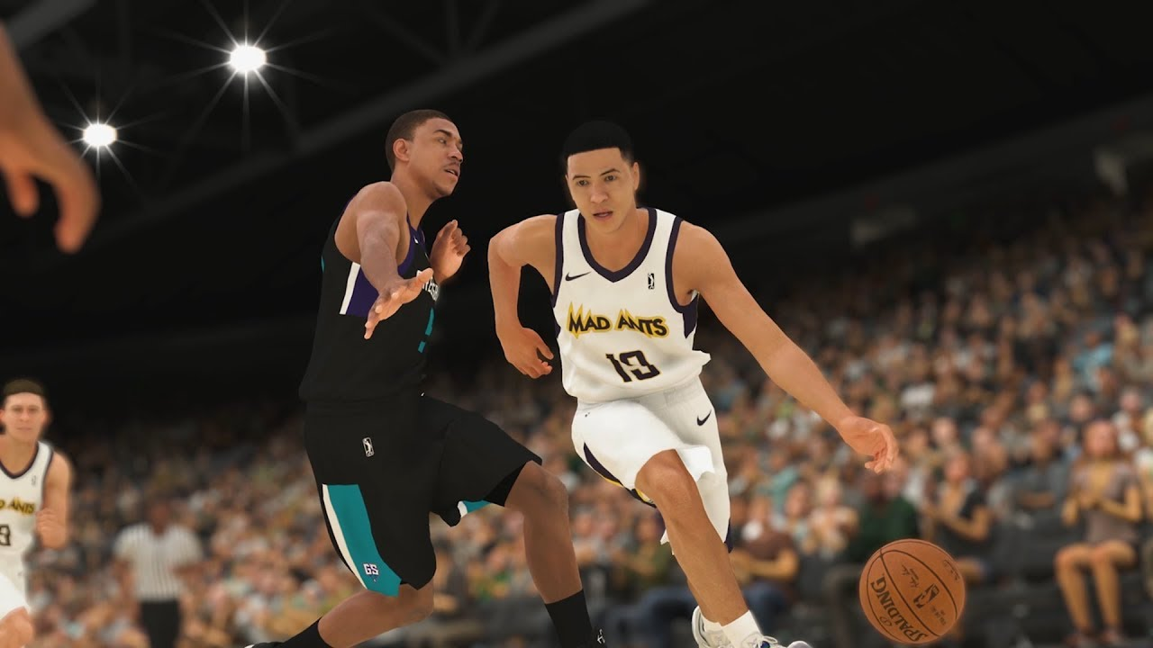 NBA 2K19's story mode goes to China - Polygon