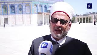 إحياء رأس السنة الهجرية في المسجد الأقصى المبارك - (31-8-2019)