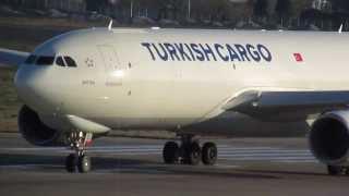 Turkish Cargo Uçak Kargosu Brezilya Sao Paulo Kargo Seferlerine Başlıyor