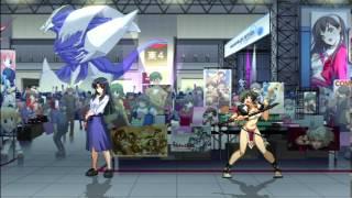 Aquapazza Aquaplus Dream Match:Chizuru Gameplay