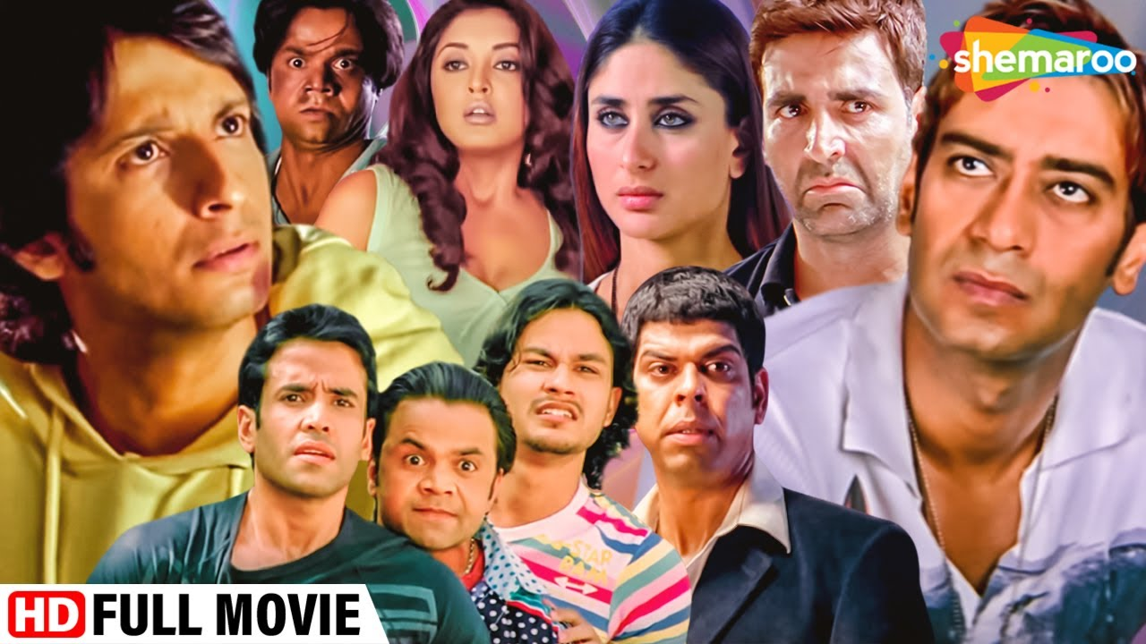 Dhol | Bollywood Comedy Movie - Rajpal Yadav | Kunal Khemu | Tusshar Kapoor | Sharman Joshi