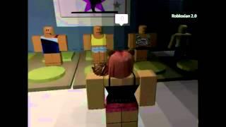 I Play a ROBLOX Game: Amazing Gymnastics!