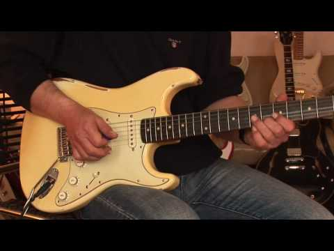 Stratocaster/Parts 63 Style Part 2