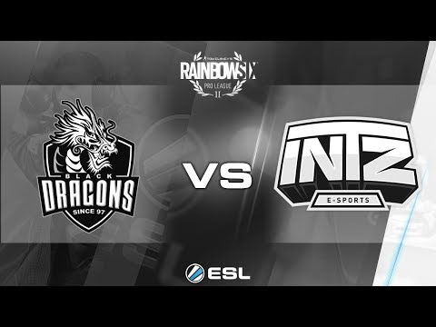 Rainbow Six Pro League - Season 2 - PC - LATAM - Black Dragons vs. INTZ e-Sports - Week 2