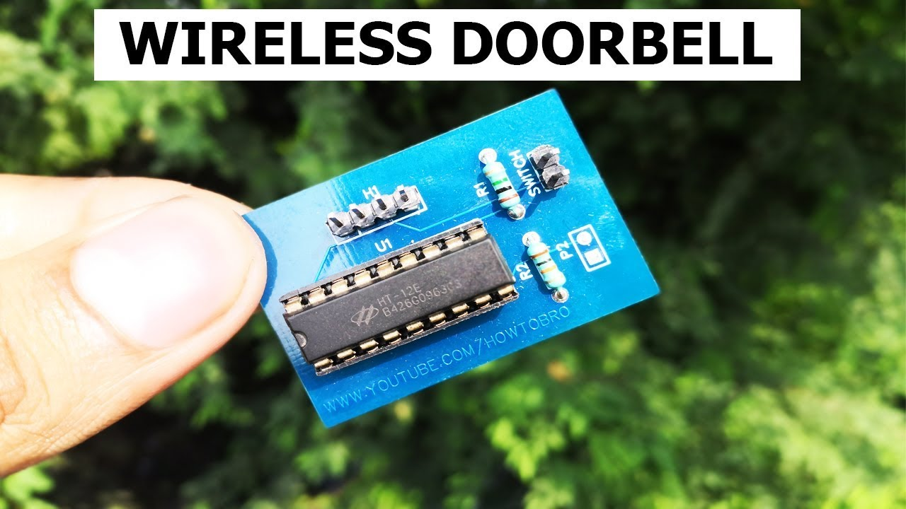 🔔🔔🔔make simple wireless doorbell 🔔🔔🔔 diy youtube🔔🔔🔔make simple wireless doorbell 🔔🔔🔔 diy