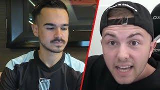 GamerBrother redet über ERNE ( FEELFIFA ) REALTALK | FIFA 19 STREAM HIGHLIGHTS