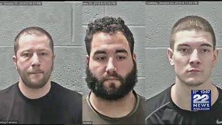 3 men accused of using fake $50 bills in Monson, Brimfield, Palmer arrested