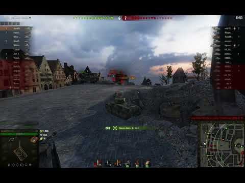 worldoftanks 2017 11 29 M6 9 kills 2,5 k dmg (zlaya in action)